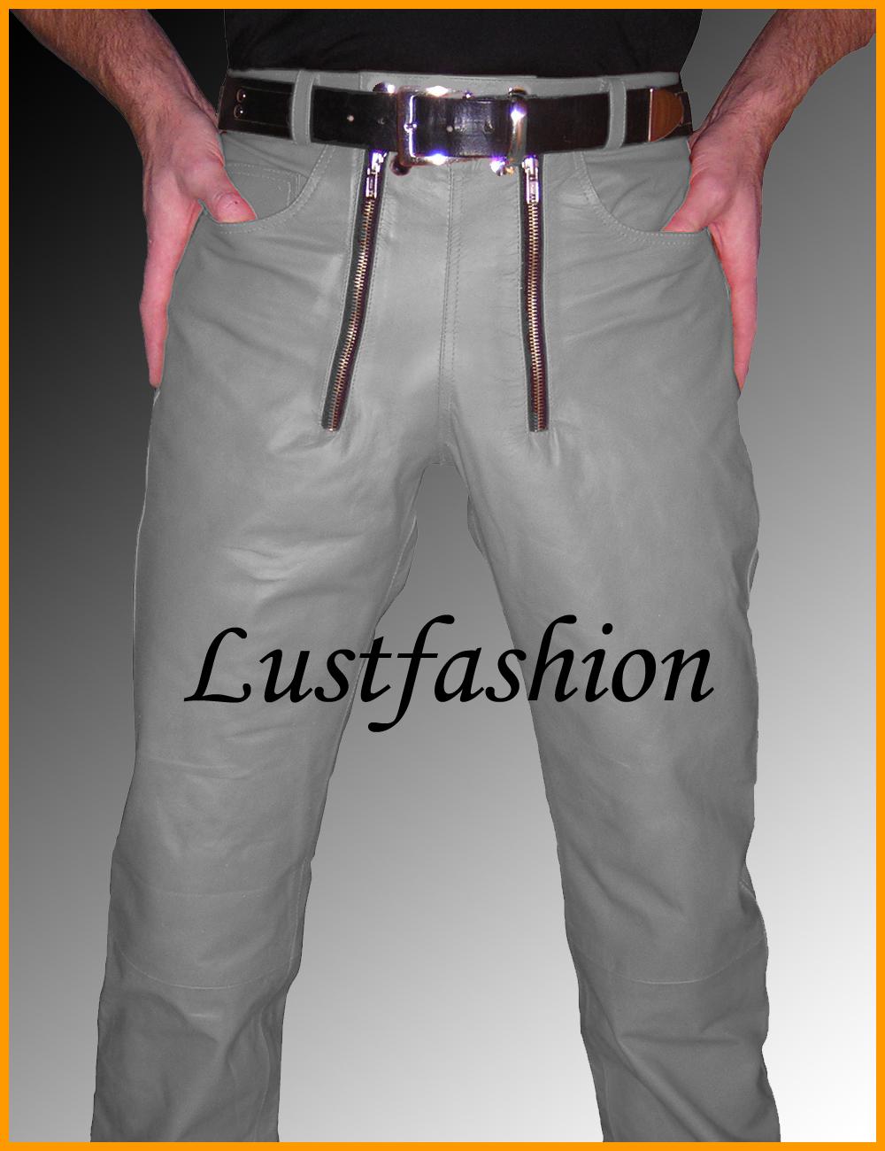 Grey carpenter pants